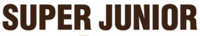 Super Junior Hero era logo