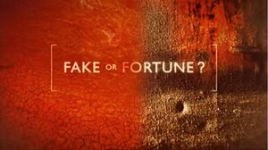 Fake or Fortune