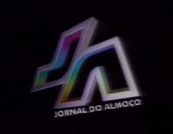 Jornal do Almoço 1992
