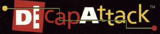 Decap attack logo
