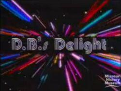 D.b's delight