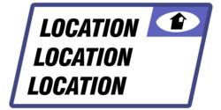 Location Location Location 2005 logo