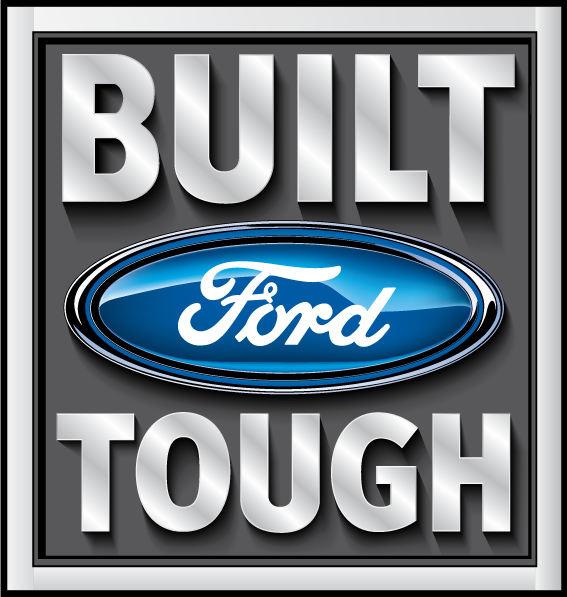 √ Built Ford Tough Logo Png