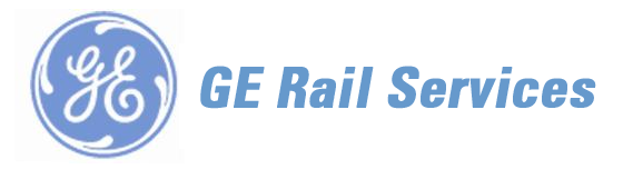 GE Rail Services Logo