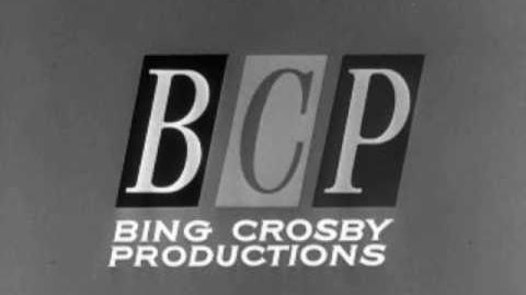 Bing Crosby Productions B&W logo (1964)