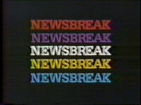 CBS Newsbreak 1982