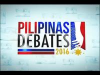 GMA Mindanao leg PiliPinas Debates 2016
