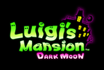 Luigi's Mansion 2- Dark Moon logo