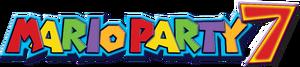Mario Party 7 Logo Transparent
