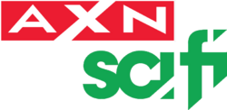 AXN Sci Fi without SPE byline 2009 logo