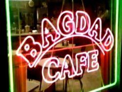 Bagdad cafe-show
