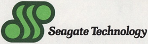 Seagate Technology old logo
