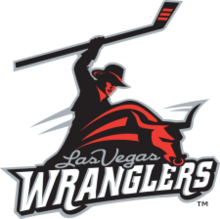 Las Vegas Wranglers logo (2003-2010)