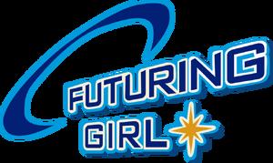 Futuring girl logo
