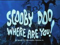 Scooby-Doo 1970