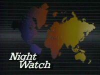 CBS Nightwatch 1985 A
