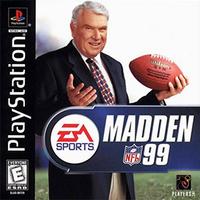 Madden NFL 99 Coverart