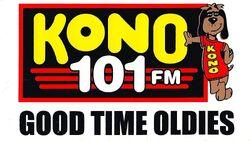 KONO 101 FM
