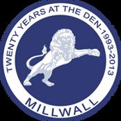 Millwall FC logo (2013-2014)