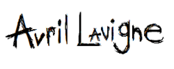 Avril Lavigne 2002 logo