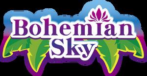 Bohemian sky logo