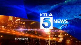 KTLA 5 News at Ten 2016