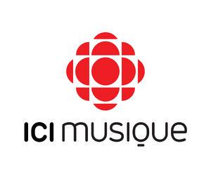 Logo ici musique vert rgb web couleur