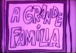 A Grande Família - 1975 in color