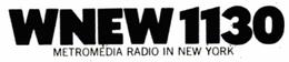 WNEW logo circa 1969