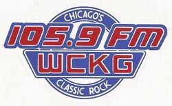WCKG-FM 105.9