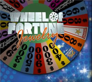 Wheel of Fortune Jewlery