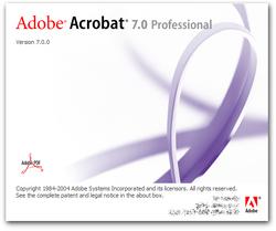 Adobe Acrobat Writer) Full Version