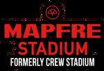 Mapfre Stadium logo (formerly Crew Stadium)