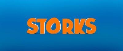 Storks Movie Logo