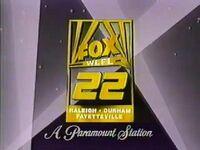 WLFL 22 1992