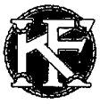 KF logo 1914