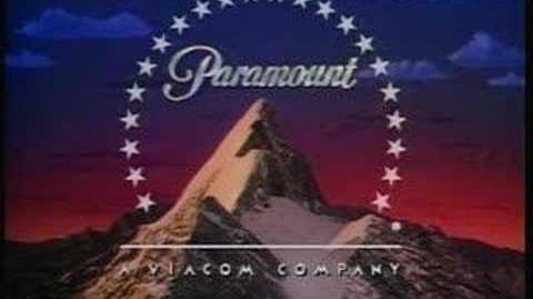 "Paramount ""Network"" Television Logo (1995) ""Non Animated"""