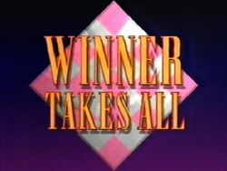 Winner takesall 1988a