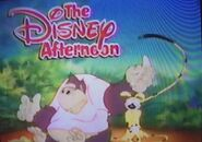 """""""The Disney Afternoon will be right back!"""" 2"""