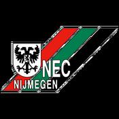 NEC Nijmegen logo (1983-1984)