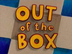 Out of the Box Season 2 logo
