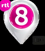 RTL8 HD logo 2012