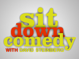 893313 sit down comedy with david steinberg
