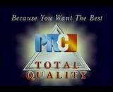 PRC On Screen logo