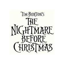 Image - The nightmare before christmas logo.jpg | Logopedia ...