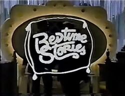 Bedtime Stories alt logo