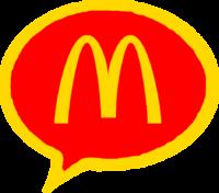 McDonalds logo 1997