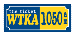 WTKA The Ticket 1050 AM