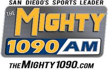 Mighty1090 logo