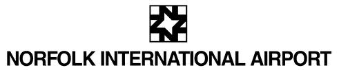 Norfolk international airport logo
